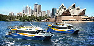 Sydney Harbour Eco Hopper